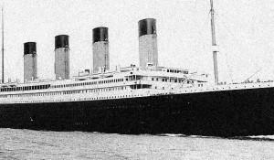 El horror del Titanic