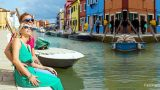 La experiencia de viajar te aumenta la mente global. Si viajas así, eso es viajar.
