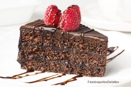El chocolate es el alimento.