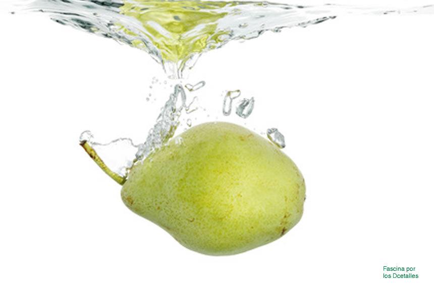 Beneficios del agua de pera y saber cómo prepararla
