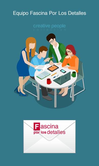 Contactar con el Equipo Fascina Por Los Detalles