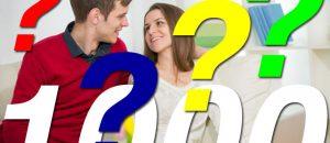 Las 1000 preguntas que las parejas deberían hacerse uno al otro.