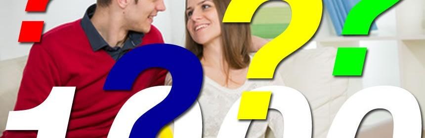 Las 1000 preguntas que las parejas deberían hacerse uno al otro