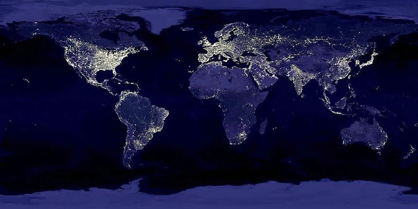 Curiosidades del globo terráqueo