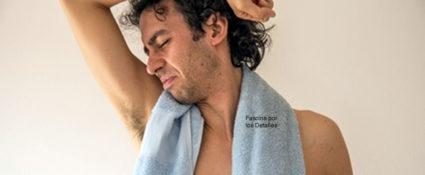 Cómo eliminar la sudoración excesiva