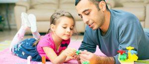 Padres que saben ser buenas madres