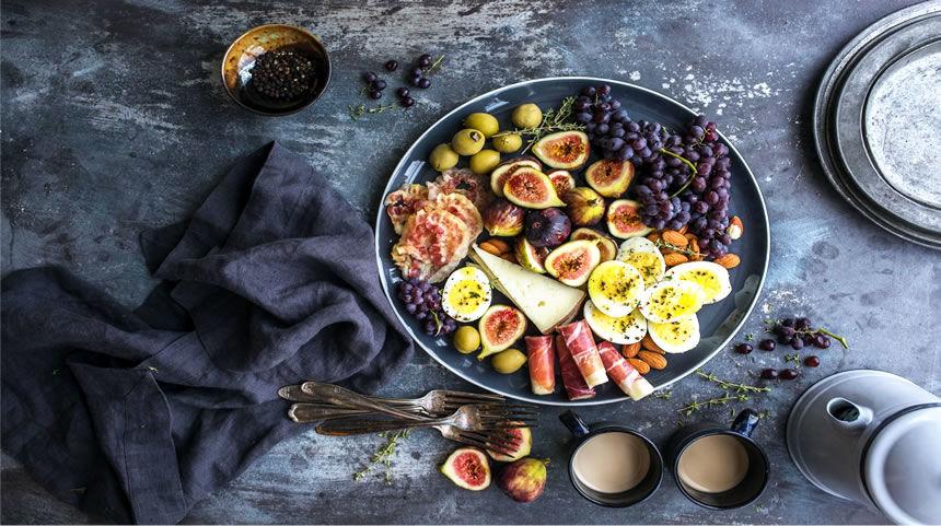 Lo que no es recomendable hacer es mezclar todos estos alimentos en el desayuno