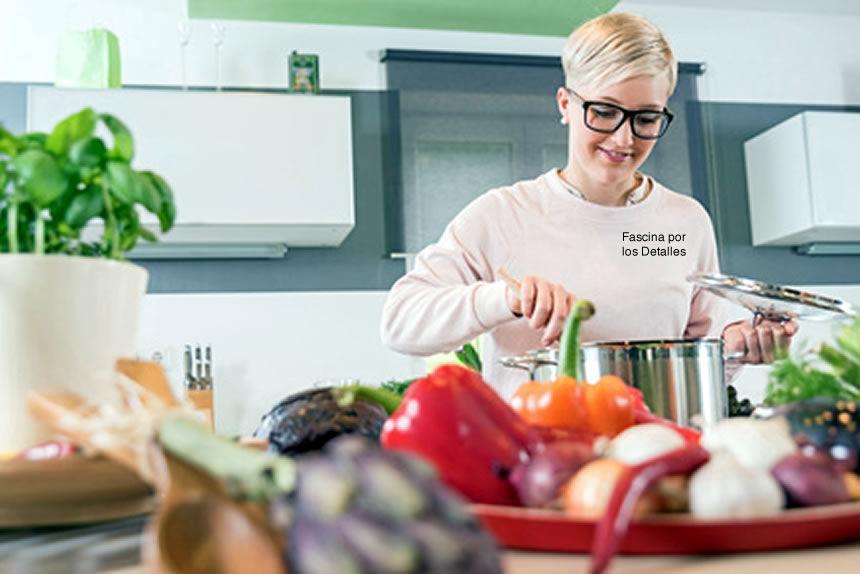 ¿Te gusta cocinar y preparar recetas fáciles con la Cocina Metabólica?
