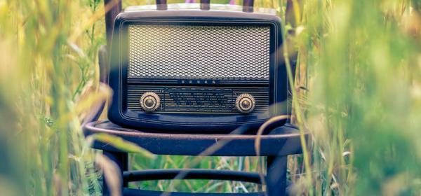 El poder de la radio como el medio de comunicación más rápido